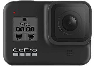 GOPRO Actioncam HERO8 Black Pack (CHDRB-801)