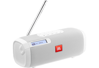 JBL Draagbare radio DAB+ Bluetooth Wit