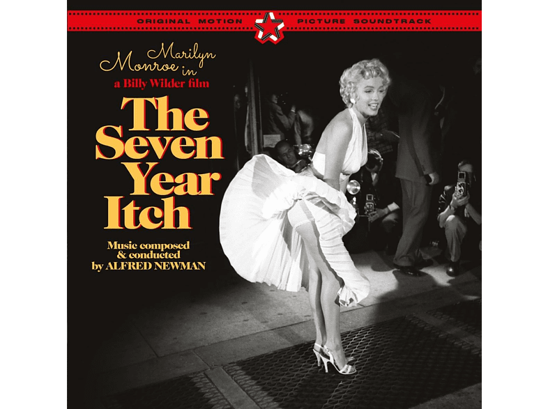 VARIOUS - The Seven Year Itch (Ost)+23 Bonus Tracks [CD]