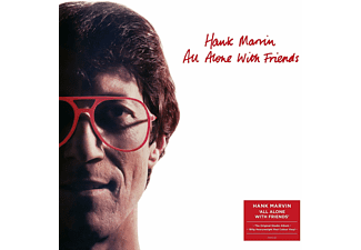 Hank Marvin - ALL ALONE (COLOURED)  - (Vinyl)