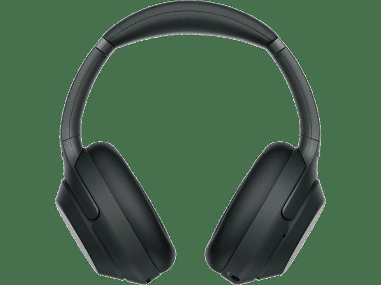 SONY WH-1000XM3 Noise Cancelling, Over-ear Kopfhörer Bluetooth Schwarz