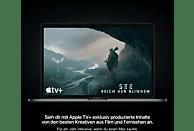 APPLE MacBook Pro MR9V2D/A mit deutscher Tastatur, Notebook mit 13.3 Zoll Display, Core i5 Prozessor, 8 GB RAM, 512 GB SSD, Intel® Iris™ Plus-Grafik 655, Silber