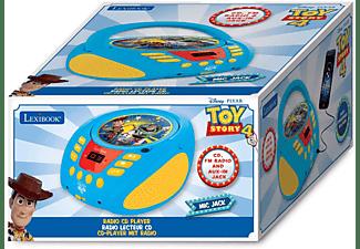 LEXIBOOK CD-Radio RCD108TS Disney Toy Story