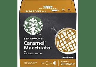 Cápsulas monodosis - Starbucks NDG  Caramel Macchiato, 12 Cápsulas