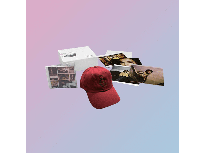 Selena Gomez - Rare (Limited Box) [CD]