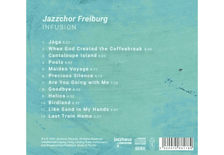 Jazzchor Freiburg - Infusion  - (CD)