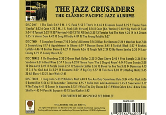 The Jazz Crusaders - The Classic Pacific Jazz Albums  - (CD)