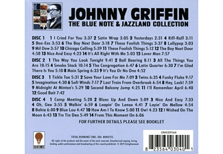 Johnny Griffin - The Blue Note And Jazzland Collection  - (CD)