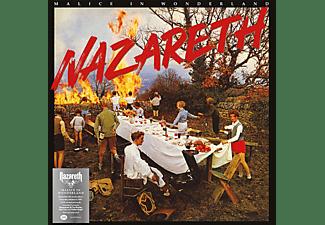 Nazareth - Malice In Wonderland (Red Vinyl)  - (Vinyl)
