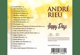 André Rieu - Happy Days  - (CD)