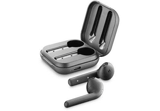 Auriculares inalámbricos - Cellular Line BTJAVATWSK, Bluetooth, Universal, Negro