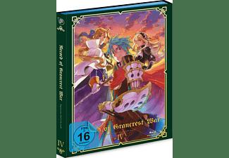 RECORD OF GRANCREST WAR 4 Blu-ray