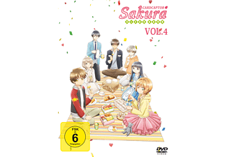 Cardcaptor Sakura – Clear Card Arc – 2. Staffel – DVD Vol. 4 - Ep. 18-22 DVD