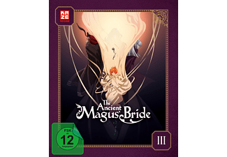 The Ancient Magus' Bride – Vol. 3 - Ep. 13-18 DVD