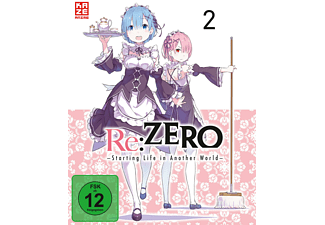 re:ZERO - Starting Life in Another World - Vol. 2 - Ep. 6-10 DVD