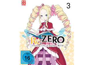 re:ZERO - Starting Life in Another World - Vol. 3 - Ep. 11-15 DVD