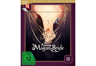 The Ancient Magus' Bride – Vol. 3 - Ep. 13-18 Blu-ray