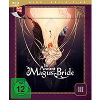 The Ancient Magus' Bride – Vol. 3 - Ep. 13-18 [Blu-ray]