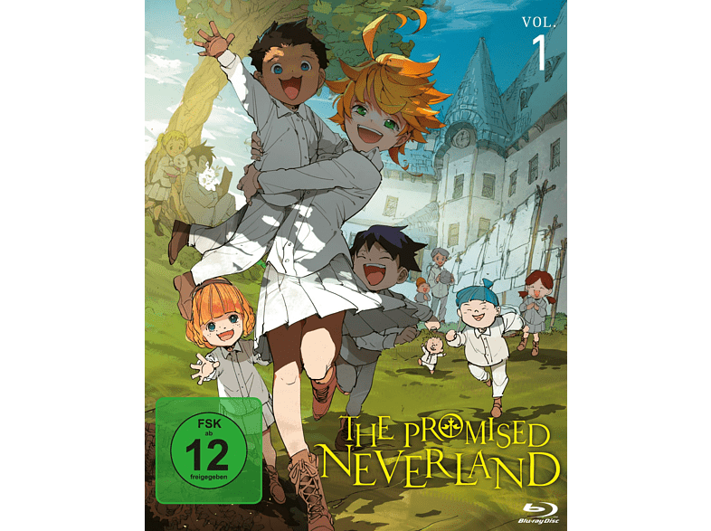 The Promised Neverland - Ep. 01-06 [Blu-ray]