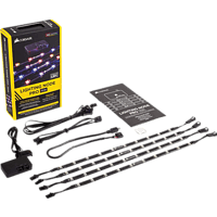 CORSAIR Lighting Node PRO RGB-LED-Streifen, Schwarz