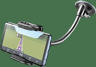 CELLULAR LINE 39904 Kfz Smartphone-Halterung, Schwarz