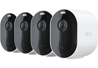 ARLO Pro 3 set met 4 camera's wit