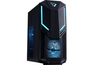 ACER Predator Orion 3000 - Gaming PC (1 TB SSD + 1 TB HDD, NVIDIA® GeForce® RTX™ 2070, Nero)