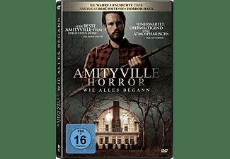 Amityville Horror - Wie alles begann DVD