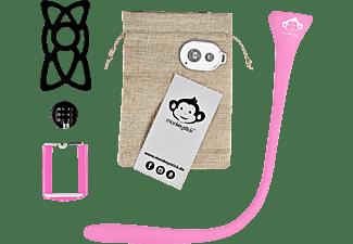 S+M Monkeystick Stativ, Pink, Höhe offen bis ca. 45 cm