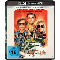Once Upon a Time ... In Hollywood [4K Ultra HD Blu-ray + Blu-ray]
