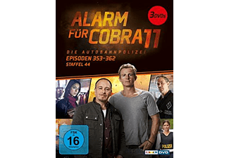 ALARM FÜR COBRA 11 44.STAFFEL DVD