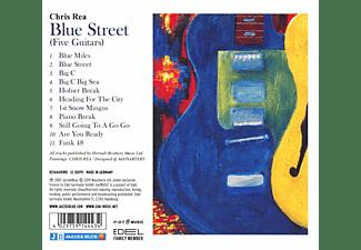 Chris Rea - Blue Street (Five Guitars)  - (CD)