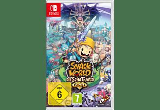 Snack World: Die Schatzjagd - Gold - [Nintendo Switch]