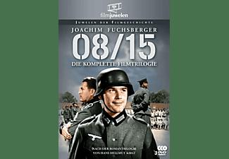 08/15 - Die komplette Filmtrilogie  DVD