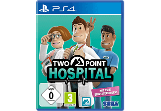 Two Point Hospital - [PlayStation 4]