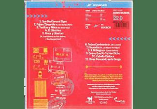 Chico Trujillo - Mambo Mundial  - (CD)