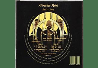 Attractor Point - PART 2 - JANUS  - (CD)