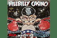 Hillbilly Casino - Red,White & Bruised [CD]