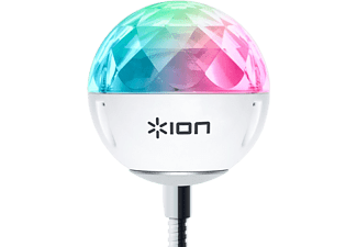 ION LED Partybeleuchtung Party Ball USB