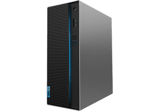 LENOVO IdeaCentre T540 Gaming, Gaming PC mit Core™ i5 Prozessor, 16 GB RAM, 256 GB SSD, 1 TB HDD, GeForce GTX 1650, 4 GB