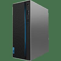 LENOVO IdeaCentre T540 Gaming, Gaming PC mit Core™ i5 Prozessor, 16 GB RAM, 1 TB SSD, 1 TB HDD, GeForce GTX 1660 Ti, 6 GB