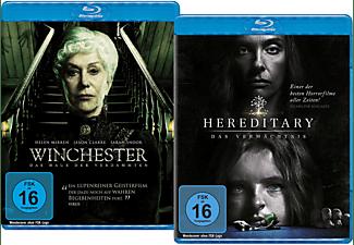 WINCHESTER/HEREDITARY (LTD.) Blu-ray