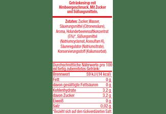 SODASTREAM Getränkesirup Himbeer-Geschmack, 375 ml