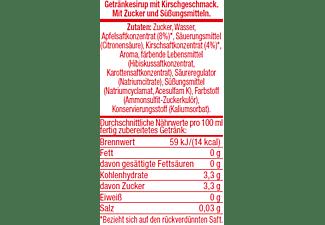 SODASTREAM Getränkesirup Kirsch-Geschmack, 375 ml