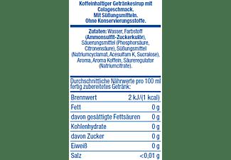 SODASTREAM Getränkesirup Cola Ohne Zucker, 500 ml
