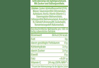 SODASTREAM Getränkesirup Apfel-Geschmack, 500 ml