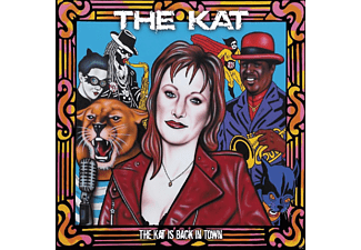 Kat - The Kat Is Back In Town  - (CD)