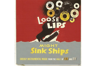 Various/Loose Lips Might Sink Ships - Greasy Instrumental Magic From The Vault  - (CD)