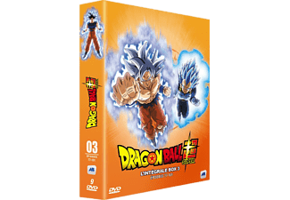 Dragon Ball Super: Intégrale Box 3 Ep. 77-131 - DVD
