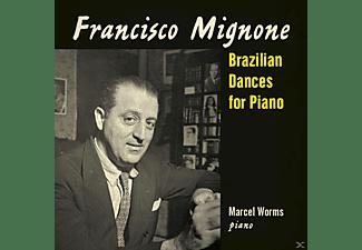 Francisco Mignone - BRAZILIAN DANCES FOR PIANO  - (CD)